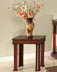 Parker House Chairside Table Amor PHTPAM-06