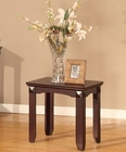 Parker House Chairside Table Auburn PHTPAU-06