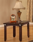 Parker House End Table Auburn PHTPAU-01