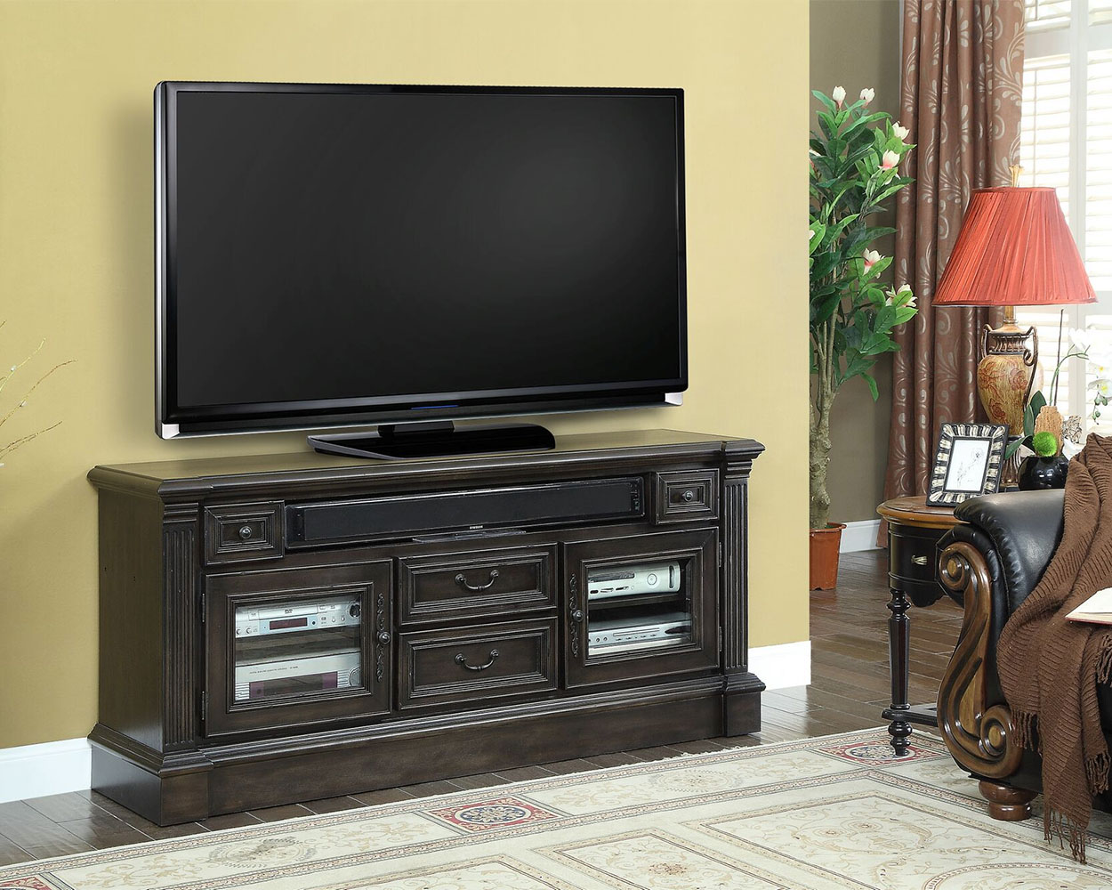 Parker House Entertainment Center 65 Quot Tv Stand Fairbanks