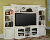 Parker House Entertainment Wall Unit Premier Alpine PHPAL-100-4X