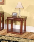 Parker House Genoa End Table PHTAB-37-01