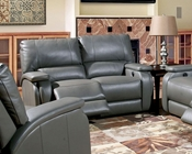 Parker House Grisham Dual Recliner Power Loveseat PHMGRI-822P-HE