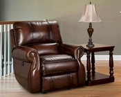 Parker House Hawthorne Recliner Power PHMHAW-812P-BR