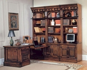 Parker House Home Office Set Barcelona PH-BAR-12