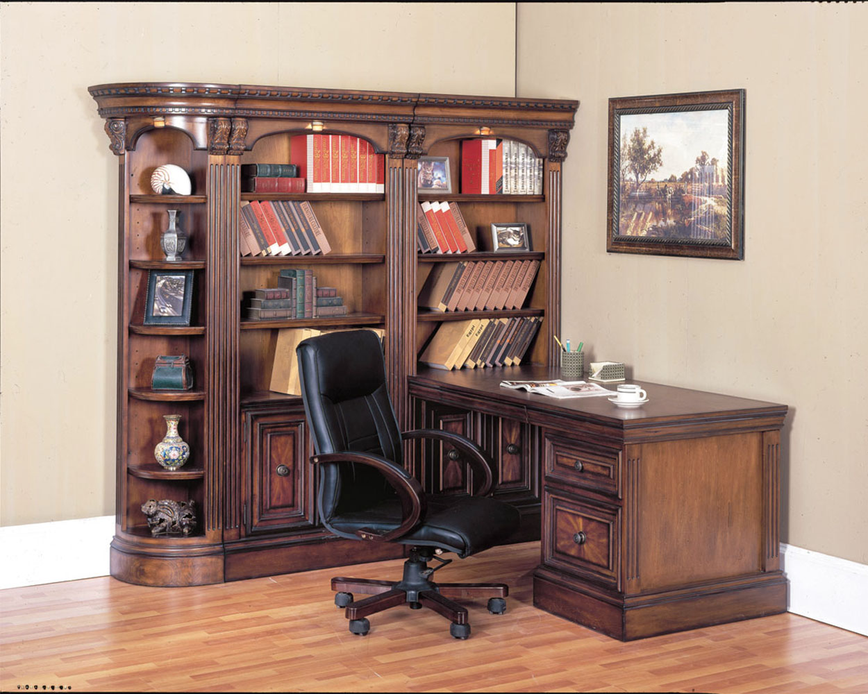 Office Furniture: Parker House Huntington Home Office Furniture PH-HUN-5