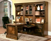 Parker House Huntington Modular Home Office Set Huntington PH-HUN-8