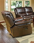 Parker House Juno Recliner in Nutmeg Finish PHMJUN-812P-NU
