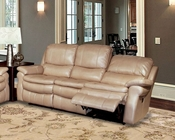 Parker House Juno Recliner Sofa in Sand Finish PHMJUN-832P-SA