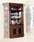 Parker House Leonardo 2 pc Bar Base & Hutch PH-LEO-465-2