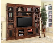 Parker House Leonardo Wall Entertainment Center PH-LEO-SET5