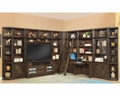 Parker House Library Wall Set Meridien PH-MER-SET2