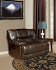 Parker House Pegasus Recliner Power in Nutmeg Finish PHMPEG-812P-NU