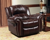 Parker House Poseidon Recliner in Cocoa Finish PHMPOS-812-CO