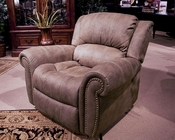 Parker House Poseidon Recliner in Kahlua Finish PHMPOS-812-CO