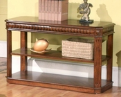Parker House Sofa Table in Dark Red Walnut PH-TAB37-07