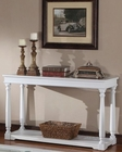 Parker House Sofa Table/ TV Console Alpine PHTPAL-07