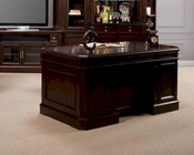 Parker House Stanford Double Pedestal Executive Desk PHSTA-480