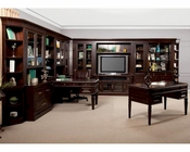 Parker House Stanford Library Wall Set w/ Writing Desk PHSTA-Set-3