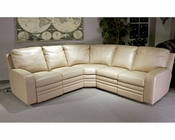 Parker House Steinbeck Sectional Sofa in Biscuit Finish PHMSTE-SET-BI
