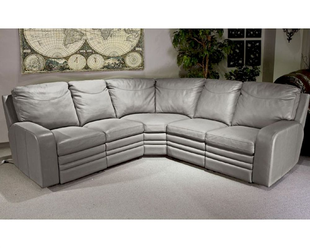 Parker House Steinbeck Sectional Sofa in Heron Finish PHMS-S-H - ^