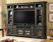 Parker House TV Entertainment Center Wall Unit Bohemian Grove PH-BOH-120-5