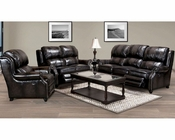 Parker House Twain Sofa Set in Smoke Wipe Finish PHMTWA-832SET-SM