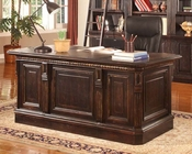Parker House Venezia Double Pedestal Executive Desk PH-VEN480-3