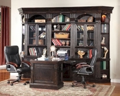 Parker House Venezia Home Office with Peninsula Desk PH-VENSET3