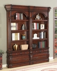 Parker House Versailles 2pc Museum Bookcase PH-VER-SET1