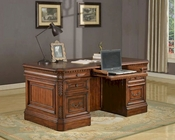 Parker House Versailles Double Pedestal Executive Desk PH-VER-9080-3