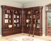 Parker House Versailles Museum Library & Ladder PH-VER-SET5
