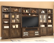 Parker House Wall Entertainment Center Meridien PH-MER-SET4
