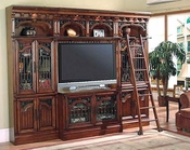 Parker House Wall Entertainment Center PH-BAR-2