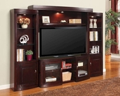 Parker House Wall Entertainment Center Premier Biscayne PHPBI-100-4X