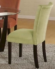 Parson Dining Chair in Light Green CO-101495 (Set of 2)
