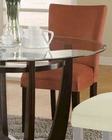 Parson Dining Chair in Terracotta CO-101493 (Set of 2)