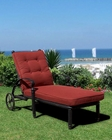 Patio Chaise Lounge Newport by Sunny Designs SU-4703AB-CL (Set of 2)