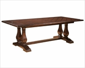 Pedestal Dining Table Havana by Hekman HE-81230
