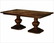 Pedestal Dining Table Rue de Bac by Hekman HE-87222