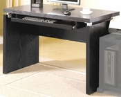 Peel Computer Desk with Keyboard Tray CO800821
