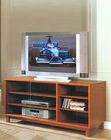 Plasma TV Console in Vintage Cherry AN-W5649