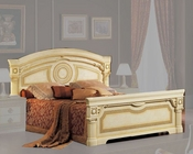 Platform Bed Cleopatra European Design Made in Italy 33B402
