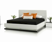 Platform Bed w/ Lights Contemporary Style 44B197BD