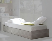 Platform Twin Bed with Storage European Design Made in Spain 33JB13