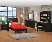 Platform Youth Bedroom Set Phoenix CO-Set2