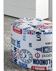 Pouf Cilindro European Design Made in Spain 701C London 33143LN