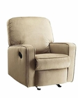 PRI Sutton Recliner in Straw PR-DS-912-006-051