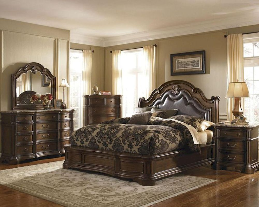 Pulaski Courtland Bedroom Set PF 504180SET