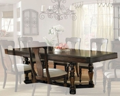 Pulaski Dining Table Saddle PF-508240